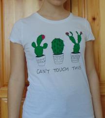 new yorkeres kaktuszos rövidujjú