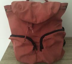 Rózsaszín reserved hátizsák