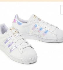 Eredeti Adidas superstar holographic  cipő sneaker