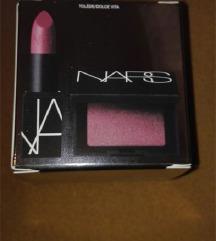 Nars Soft Lust mini rúzs és pirosító szett-új