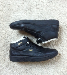 Téli Puma cipő 39