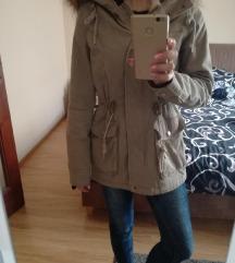 Bershka parka kabát