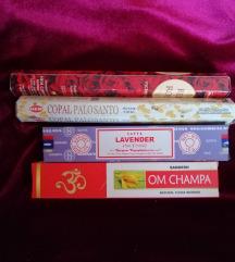 4 fajta füstölő eladó