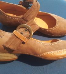 HAMA kivűl-belöl bőr tavaszi cipő 39-es