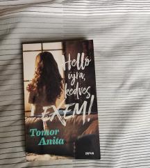 Tomor Anita könyv