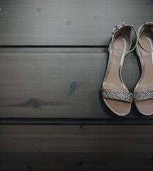 Badgley Mischka - Alana menyasszonyi/alkalmi cipő