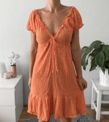 F&F narancssárga ruha