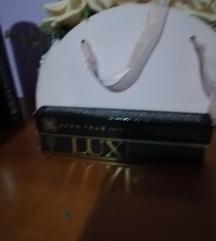 Lux szemspirál+automata szemceruza barna