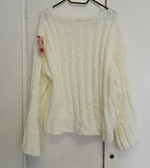 MY77 Olasz női pulóver Akció