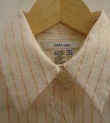 1-2-szer használt, új állapotú Zara blúz 36