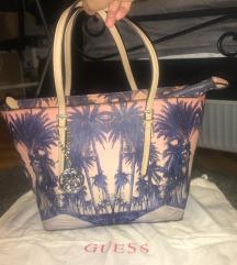 Guess táska palm tree