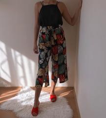 virágos culotte szett