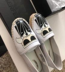KARL LAGERFIELD női cipő
