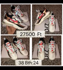 Nike WMNS AIR MAX 270 REACT 38 Bth: 24 cm
