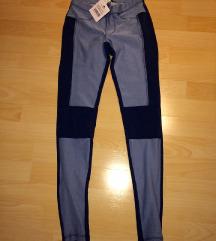 Vadonatúj, címkés Tezenis farmerhatású leggins XS
