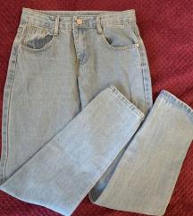 Mom jeans S-es méret