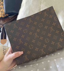 Lv clunch bag