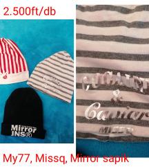 My77 MissQ mirror sapkák