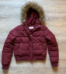 Bordó Zara kabát (őszre, télre)