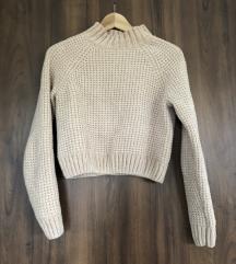 H&M zsenilia pulóver