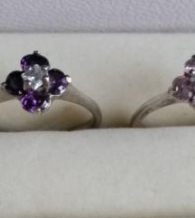 Cirkóniás ezüst gyűrűk