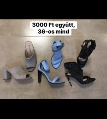 36-os cipő pakk bershka stradivarius