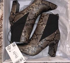 Orsay kígyómintás bokacsizma