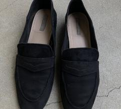 H&M fekete loafer 39