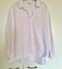 H&M fehér oversize ing
