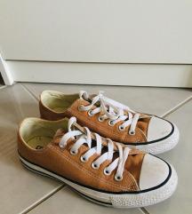 Eredeti újszerű Mustár Converse cipő 38-as