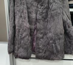 Bunda kabát - nyusziszőr