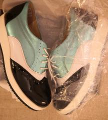 21900 ft Wink prémium valódi bőr platform cipő 37