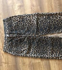 Zara leopárdmintás szoknya