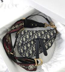 Dior Saddle bag táska