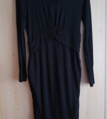 Fekete hosszú ruha 40/42