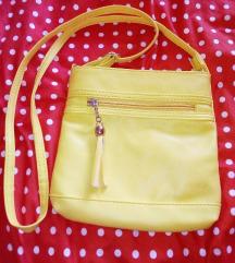 Sárga kis táska