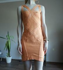 Narancssárga pántos ruha Regina's Desire