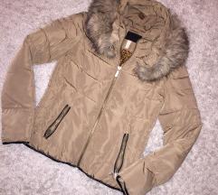 BERSHKA kabát - S