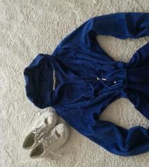 Tally királykék pulóver