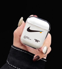 ‼️ Nike OFF WHITE Airpods case