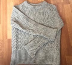 chunky/kötött H&M pulcsi