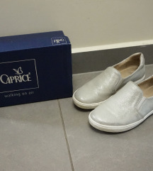 Caprice valódi bőr slip cipő  39-es, dobozában