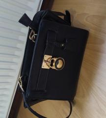 Újszerű fekete táska