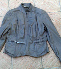 promod 42-es valódi bőr kabát