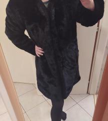ÚJ, Pihe puha szőrmés kabát 38-42 L