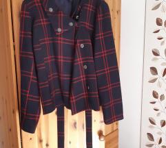 kockás kabátka