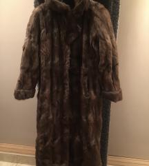 Valódi szőrme kabát