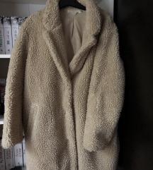 H&M Teddy bundás kabát