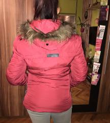 Bordó toll kabát