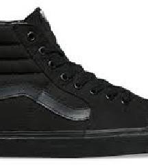 Vans fekete cipő 36.5 LEÁRAZTAM